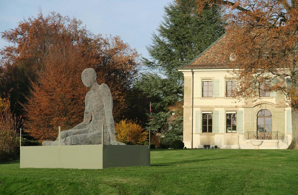 Art Walks – Art Talks - Sonia Arekallio | Arenia.ch - Real Estate & Lifestyle in Geneva