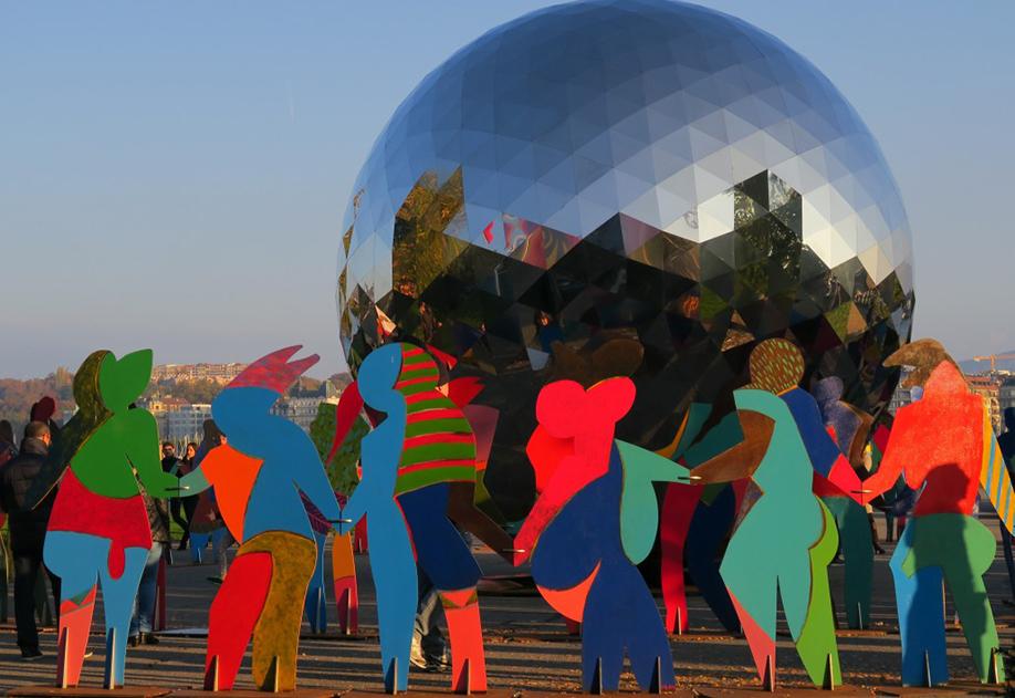 Creativity flourish in Geneva - Sonia Arekallio | Arenia.ch - Real Estate & Lifestyle in Geneva