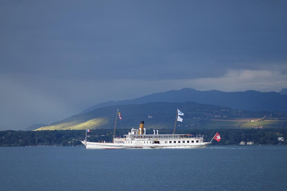 Lake Geneva and Romanticism - Sonia Arekallio | Arenia.ch - Real Estate & Lifestyle in Geneva