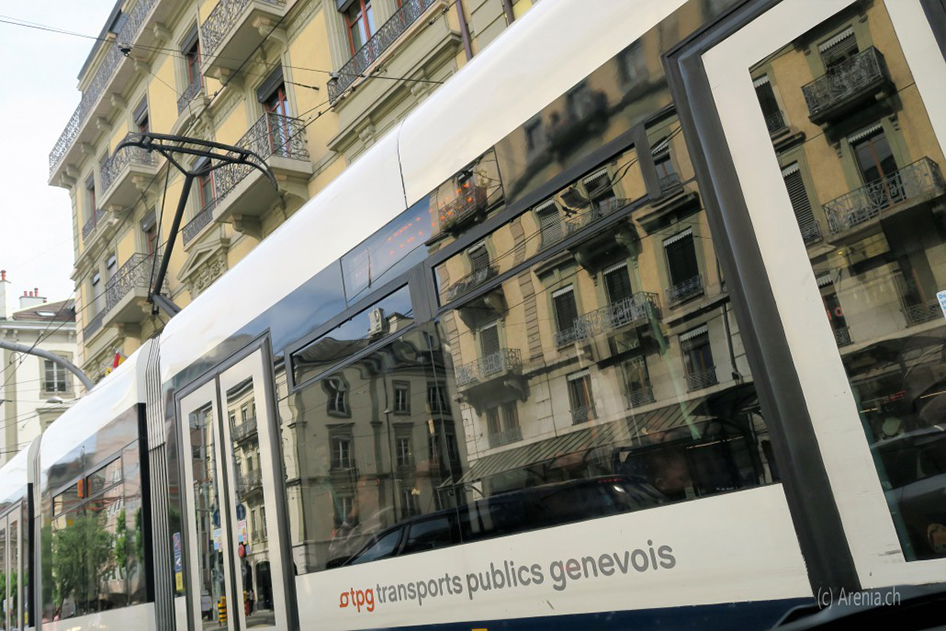 Public Transport - Sonia Arekallio | Arenia.ch - Real Estate & Lifestyle in Geneva