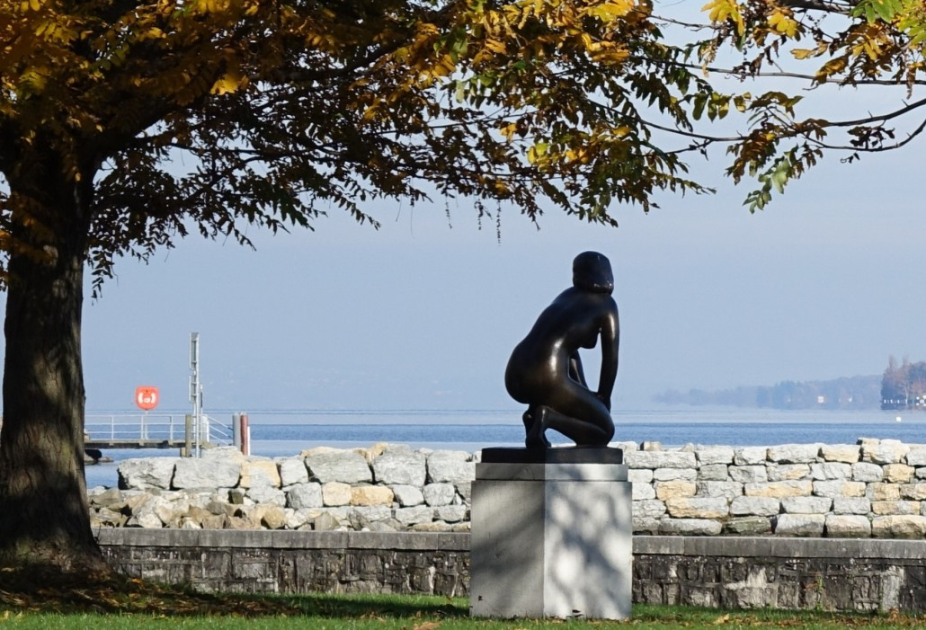 Geneva and the Little Mermaid - Sonia Arekallio | Arenia.ch - Real Estate & Lifestyle in Geneva