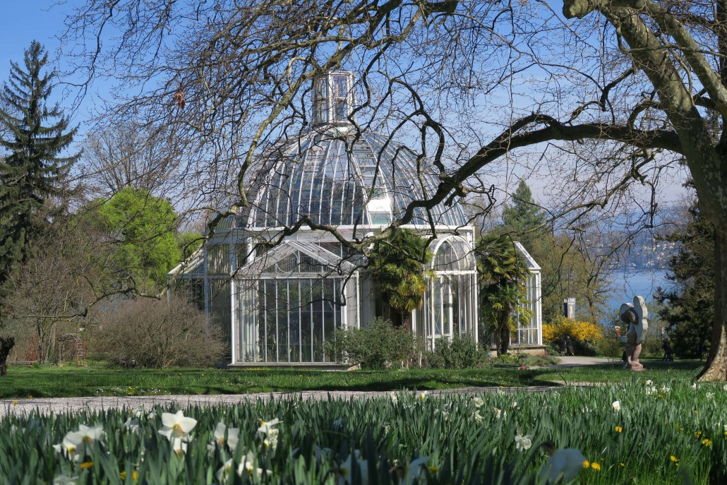Geneva Heritage – The Botanical Garden – Marcello in Geneva - Sonia Arekallio | Arenia.ch - Real Estate & Lifestyle in Geneva