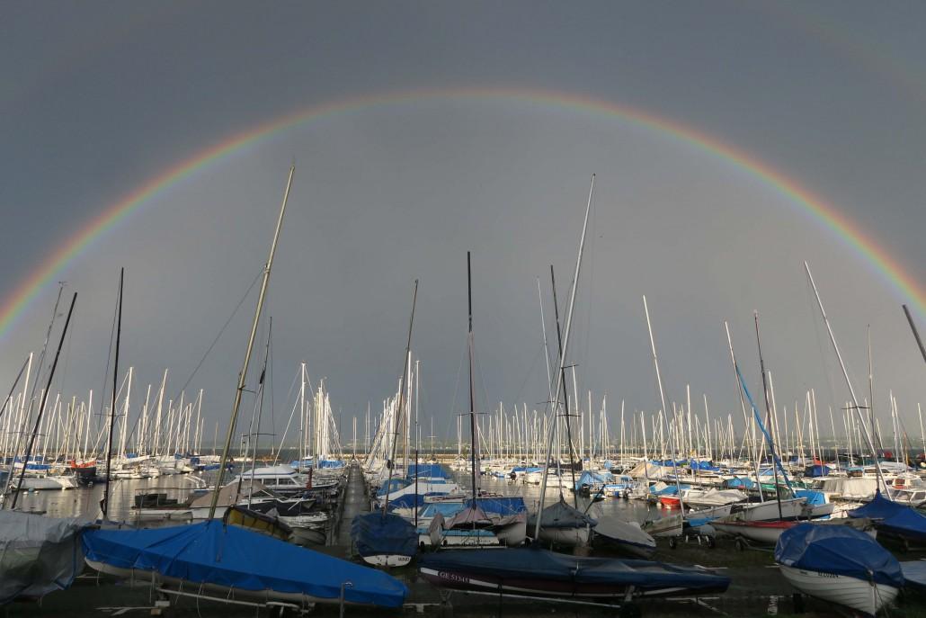 Sailing - Sonia Arekallio | Arenia.ch - Real Estate & Lifestyle in Geneva