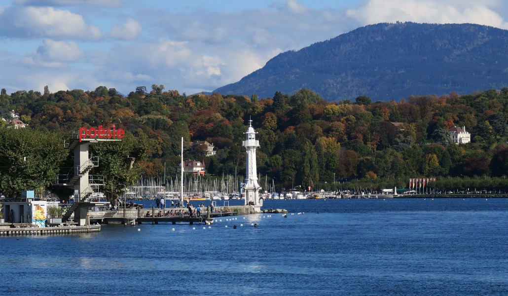 Lake Geneva and Romanticism - Sonia Arekallio | Arenia.ch - Real Estate & Lifestyle in Geneva