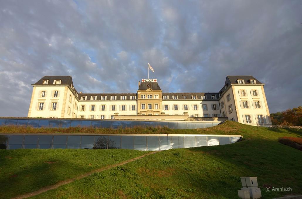 Geneva 1947 – Rebuilding ties - Sonia Arekallio | Arenia.ch - Real Estate & Lifestyle in Geneva